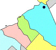 Chesterfield Township map