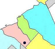 Franklin Township map