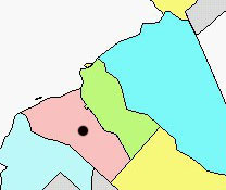 Glassboro map