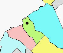 Haddonfield map