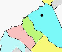 Mount Holly map
