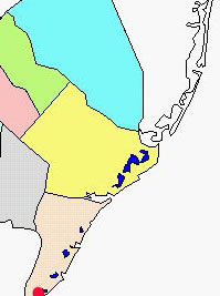 Cape May map