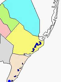 West Cape May map