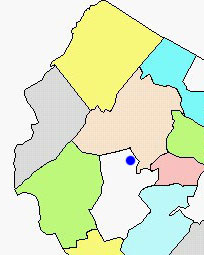 Basking Ridge map