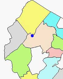 Netcong map