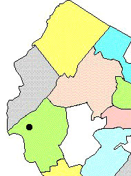 Union Township map