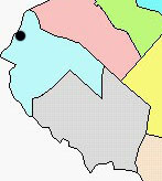 Penns Grove map