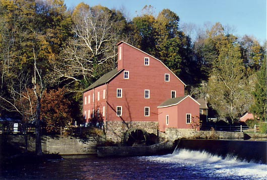 Red Mill Museum