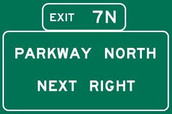 Navigating New Jersey Atlantic City Expressway Westbound